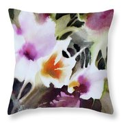 Beauty Pageant Throw Pillow