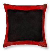 Beauty Squared Throw Pillow