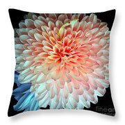 Beauty The Round Throw Pillow
