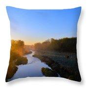 Beaver Creek 2 Throw Pillow