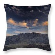 Beaverdam Wilderness Throw Pillow