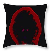 Beavis Throw Pillow