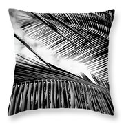 Because Of Love Throw Pillow