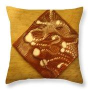 Beckons - Tile Throw Pillow