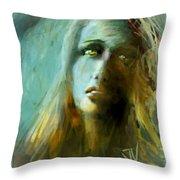 Becky Throw Pillow