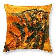 Bedecked - Tile Throw Pillow