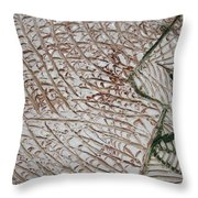 Been Thinkin' - Tile Throw Pillow