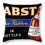 Beer Throw Pillow