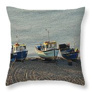 Beer - East Devon. Uk Throw Pillow