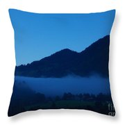 Before Darkness 3 Throw Pillow