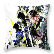 Before France Throw Pillow