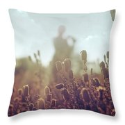Before Love Throw Pillow