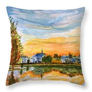 Before The Stars Throw Pillow