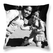 Before We Go Throw Pillow