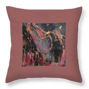 Life Beyond Darkness Throw Pillow