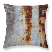 Behind The Shop 2 Throw Pillow