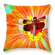 Behold - Verse Throw Pillow