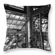 Beijing City 20 Throw Pillow