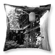 Beijing City 22 Throw Pillow