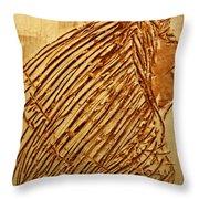 Beleif - Tile Throw Pillow