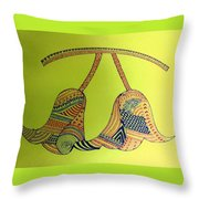 Bell Throw Pillow