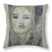 Bella. Throw Pillow