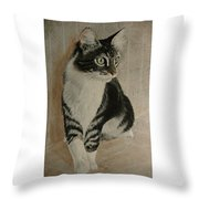 Beloved Friend Throw Pillow