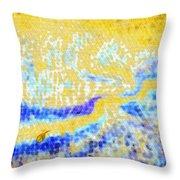 Beloved Shore Throw Pillow
