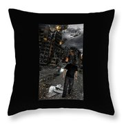 Belovo 9 Throw Pillow