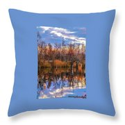 Beluah Road Throw Pillow