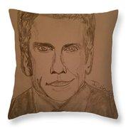 Ben Stiller Throw Pillow