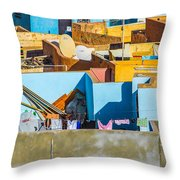 Beni Isguen, Algeria Throw Pillow