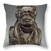 Benjamin Delessert Throw Pillow