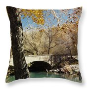 Bennet Springs Throw Pillow
