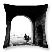Bergamo Alta Throw Pillow