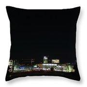 Berlin City Throw Pillow