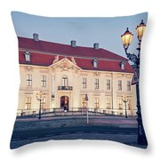 Berlin - Jewish Museum Throw Pillow