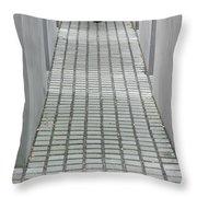 Berlin Memorial Throw Pillow