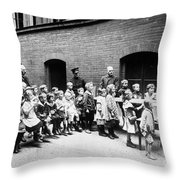 Berlin: Salvation Army Throw Pillow