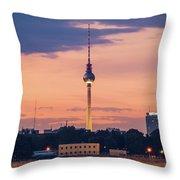 Berlin - Tempelhofer Feld Throw Pillow