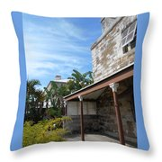 Bermuda Style Iv Throw Pillow
