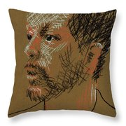 Bernardo 7 Throw Pillow