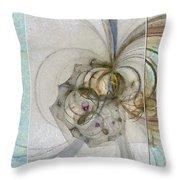 Bespangle Bare  Id 16099-020425-95051 Throw Pillow
