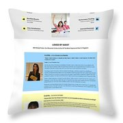 Best Chemistry Tuition In Singapore Throw Pillow