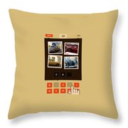 Best Game For Entertainment Throw Pillow