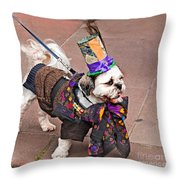 Best In Show Throw Pillow