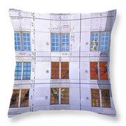 Best Laid Plans Throw Pillow