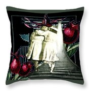 Best Laid Plans Throw Pillow by Delight Worthyn