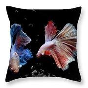 Betta1265 Throw Pillow