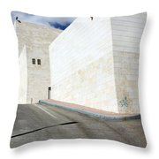 Bethlehem - Convention Palace Street Throw Pillow